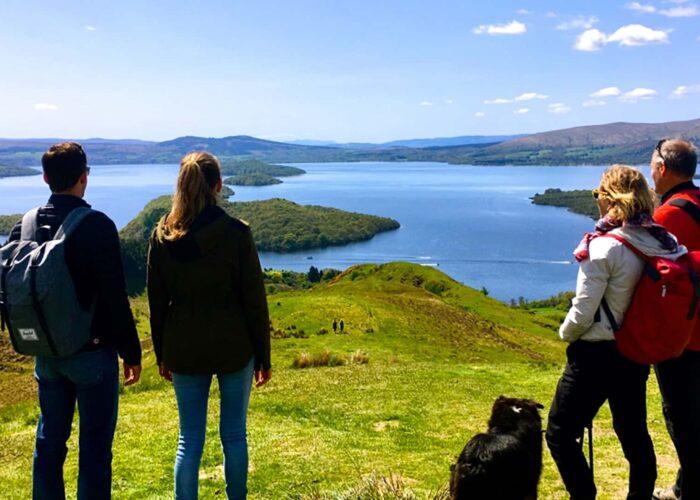 Loch Lomond's Hills & Islands